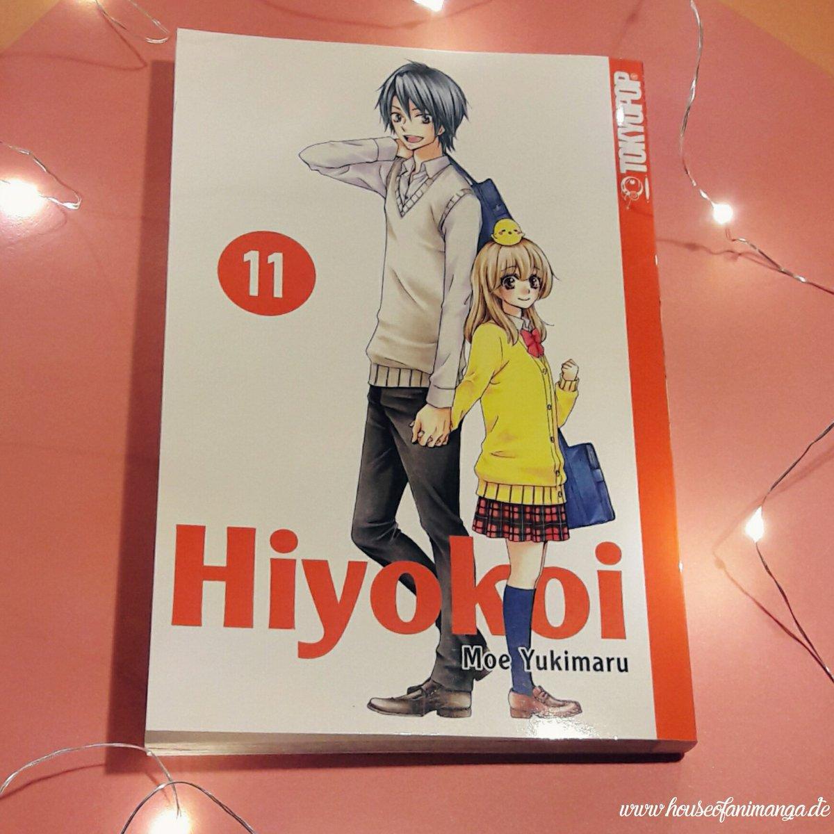 Hiyokoi Tokyopop Manga
