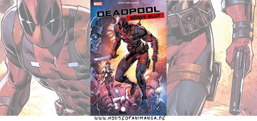 Deadpool Böses Blut