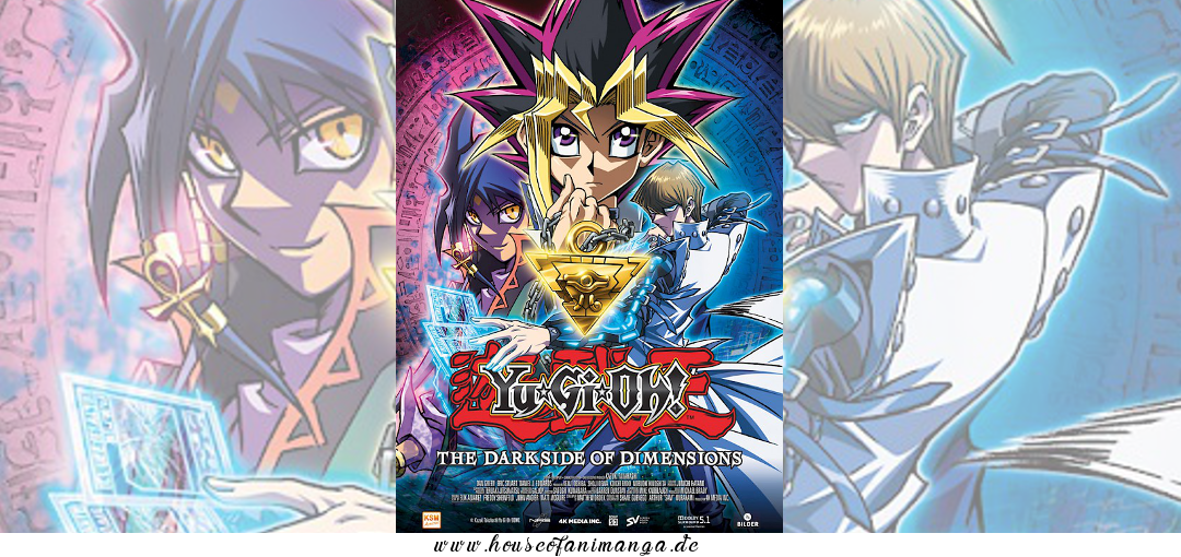 Anime Movie Review Yu Gi Oh The Dark Side Of Dimensions