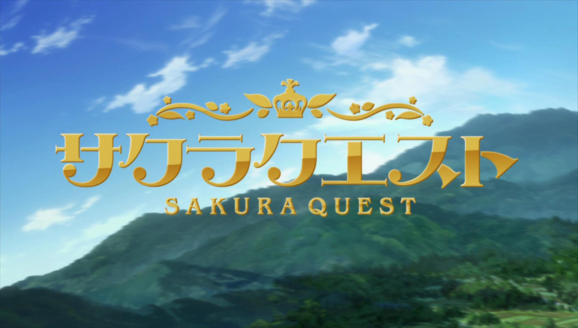 On-Air Sakura Quest 1