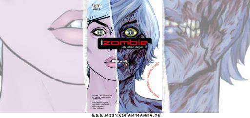 iZombie Comic Band 1