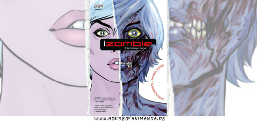 iZombie Comic Band 1