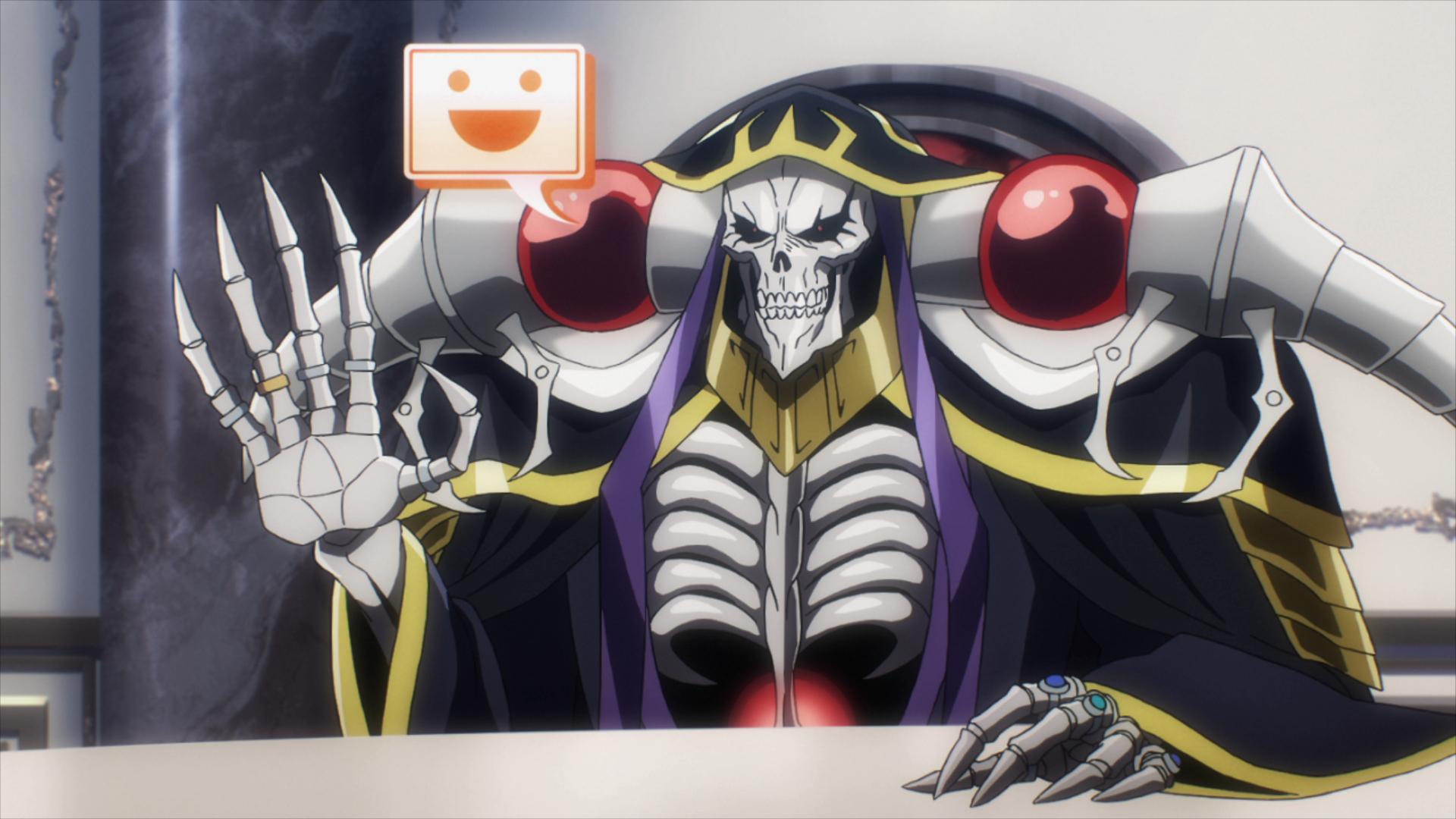 Anime Wie Overlord