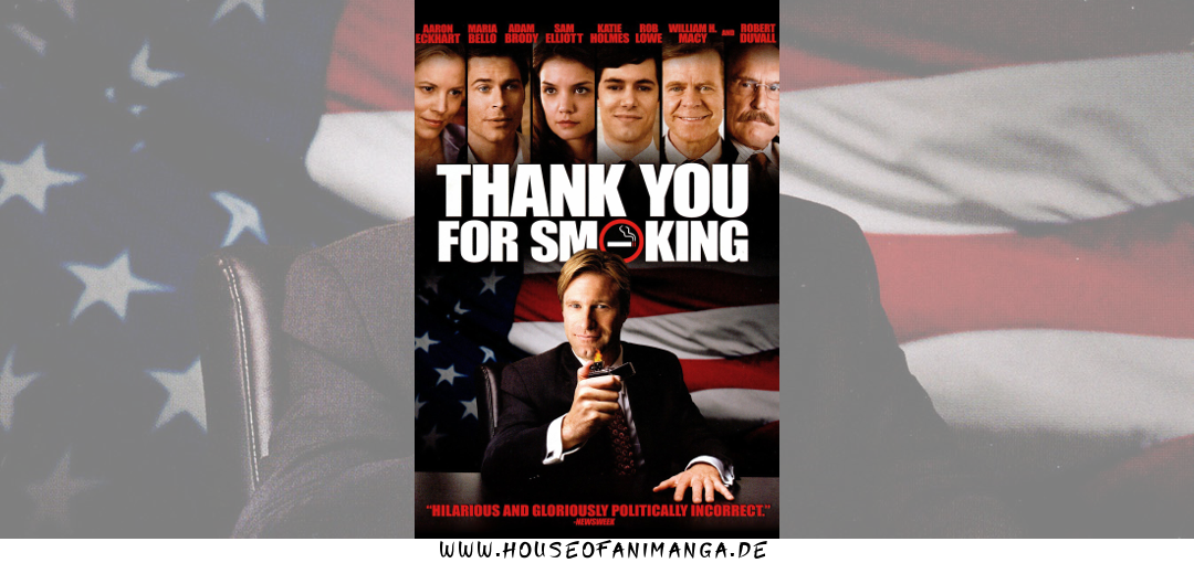 thank you for smoking movie review Watch thank you for smoking movie trailer and get the latest cast info, photos, movie review and more on tvguidecom.