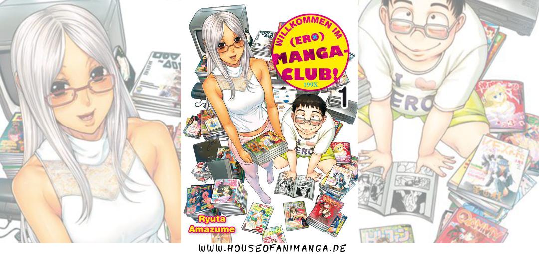 Willkommen im (Ero) Manga-Club