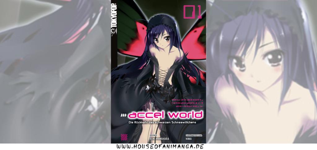 Light Novel Review Accel World Band 1