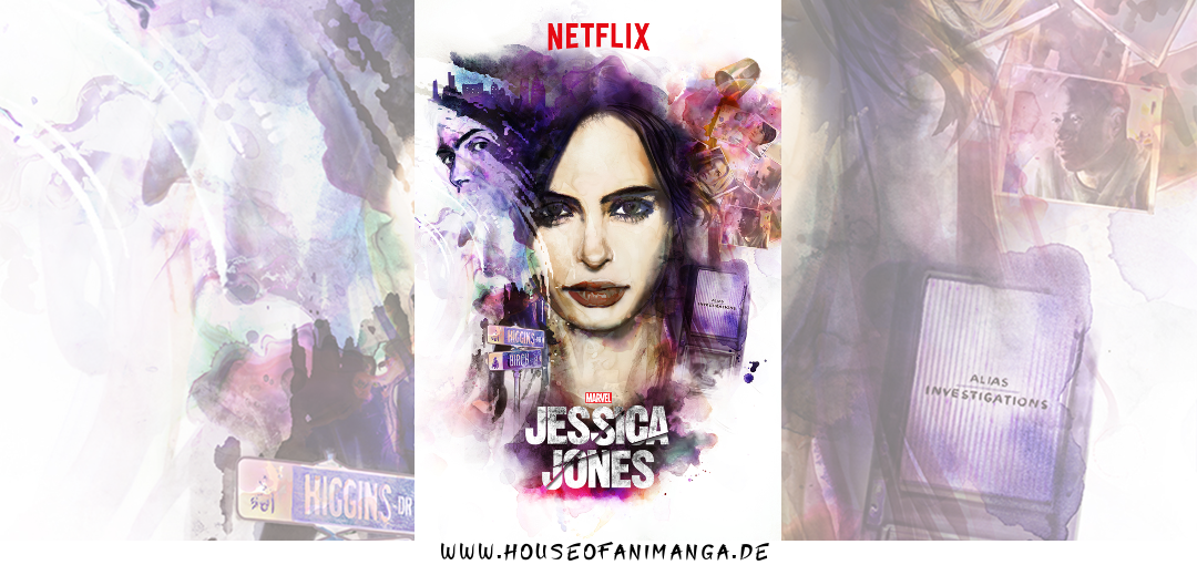 Jessica Jones Staffel 1