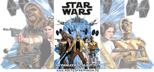 Skywalker schlägt zu