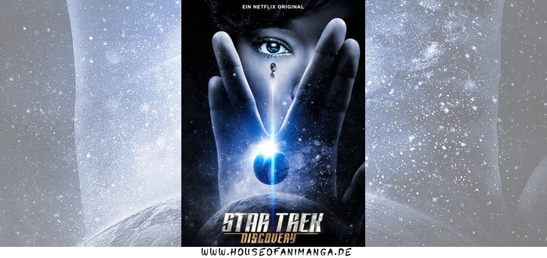 Serien Review Star Trek Discovery Staffel 1 House Of Animanga