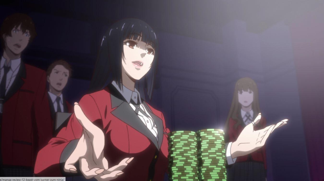 Anime Glücksspiel