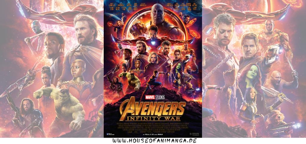 film review: avengers - infinity war - house of animanga