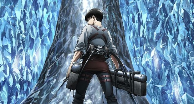 "Copyright © Hajime Isayama, Kodansha/""ATTACK ON TITAN"" Production Committee. All Rights Reserved."