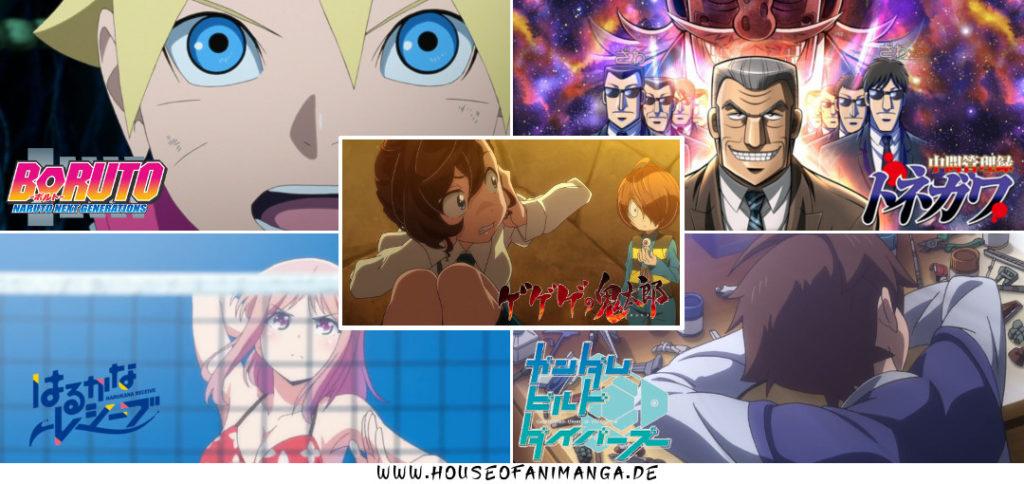 Auch In Der Anime Summer Season 2018 Werden Wir Euch Wieder Unserem Wochentlichen Format Unsere Eindrucke Zu Einigen Aktuell Japan Laufenden