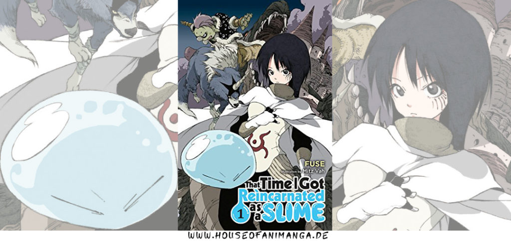 Light Novel Review: That Time I Got Reincarnated as a Slime