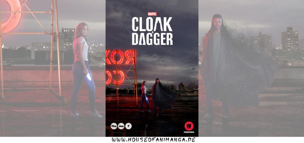 Serien Review Cloak Dagger Staffel 1 House Of Animanga