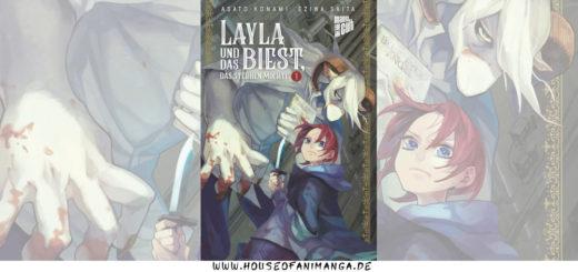Layla und das Biest, das sterben möchte