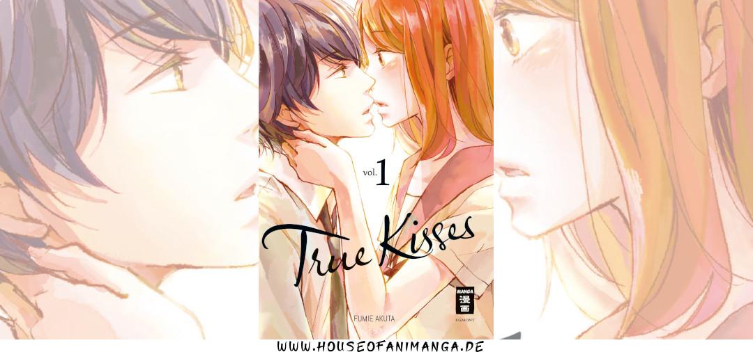 True Kisses / Sekirara ni Kiss ©Fumie Akuta