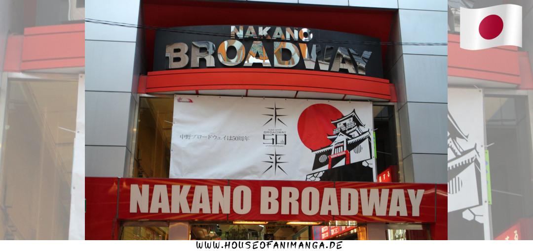 Shoppen in Japan