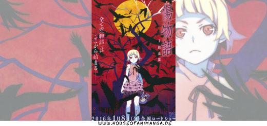 Kizumonogatari Film 1