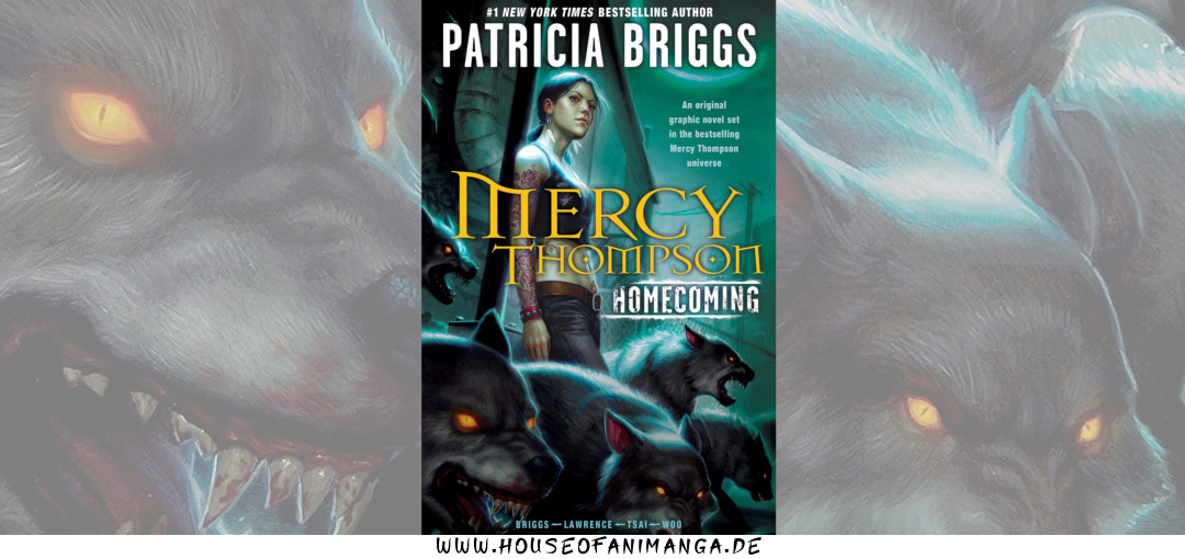 Mercy Thompson Patricia Briggs