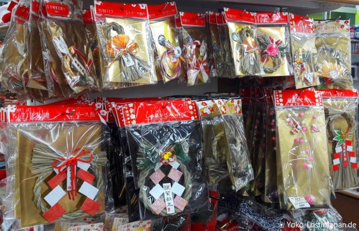 Neujahr in Japan